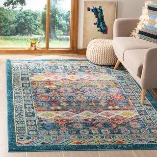 Best Safavieh Madison Mirjan Vintage Boho Oriental Rug Rugs 400 x 300