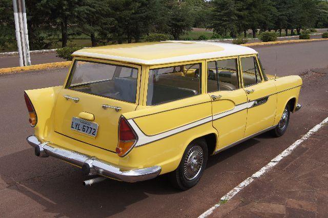 Simca Jangada 1964 Maintenance Restoration Of Old Vintage Vehicles