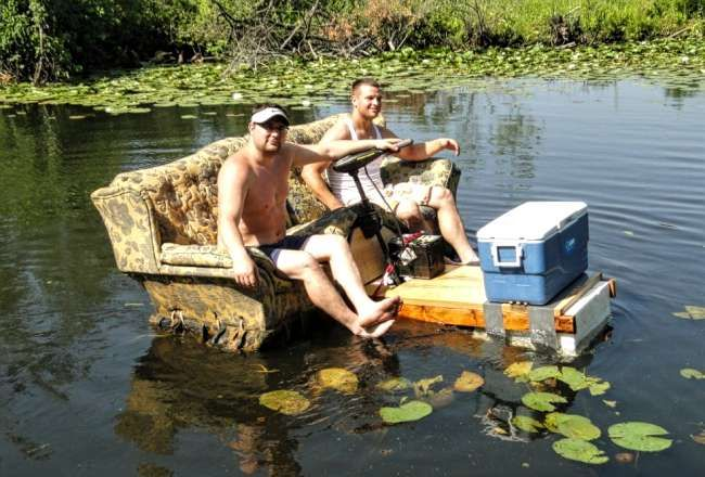 You Can Make These Homemade Boats Yourself Checkout All 25 Boat Ideas