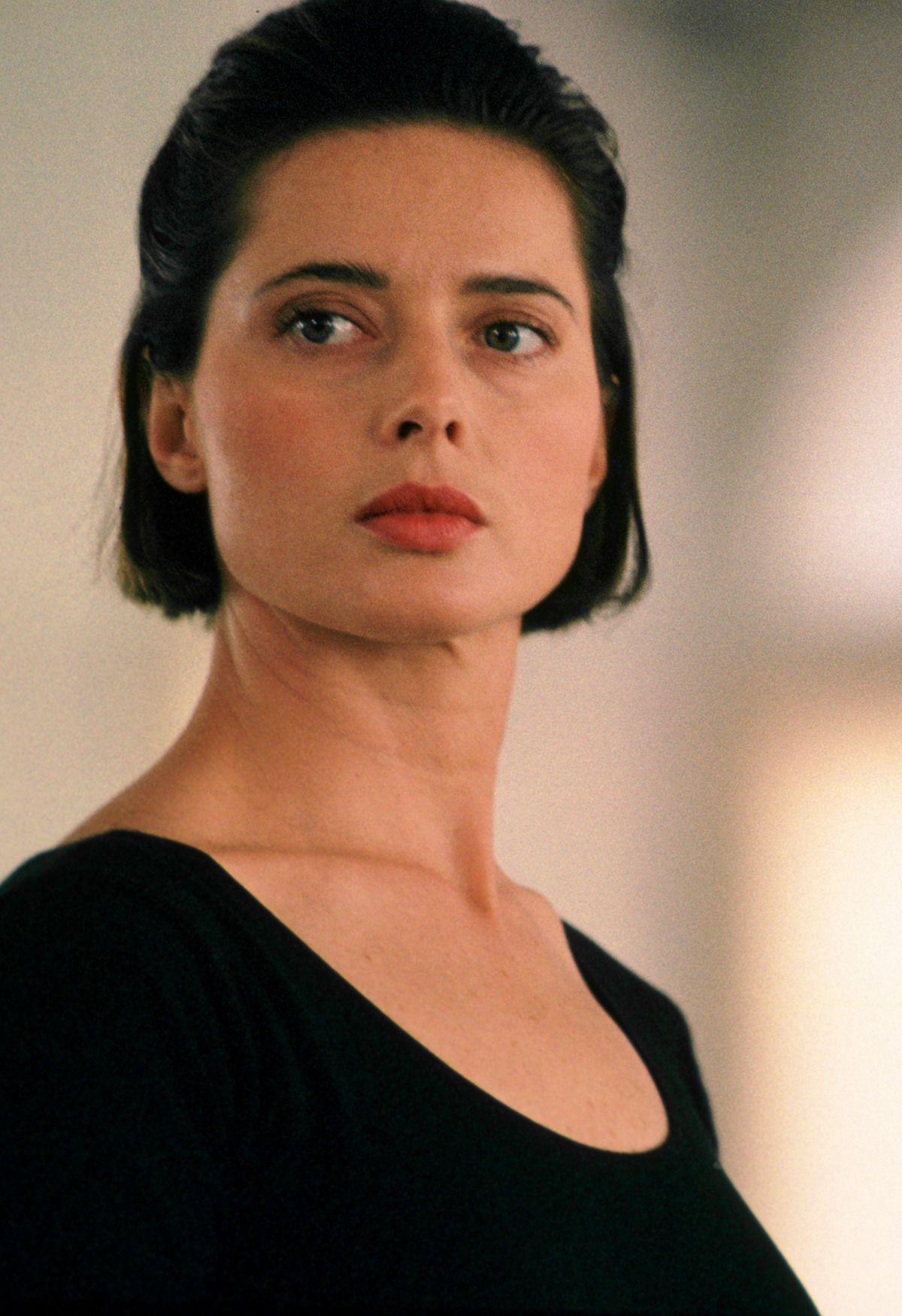 Isabella Rossellini naked 297