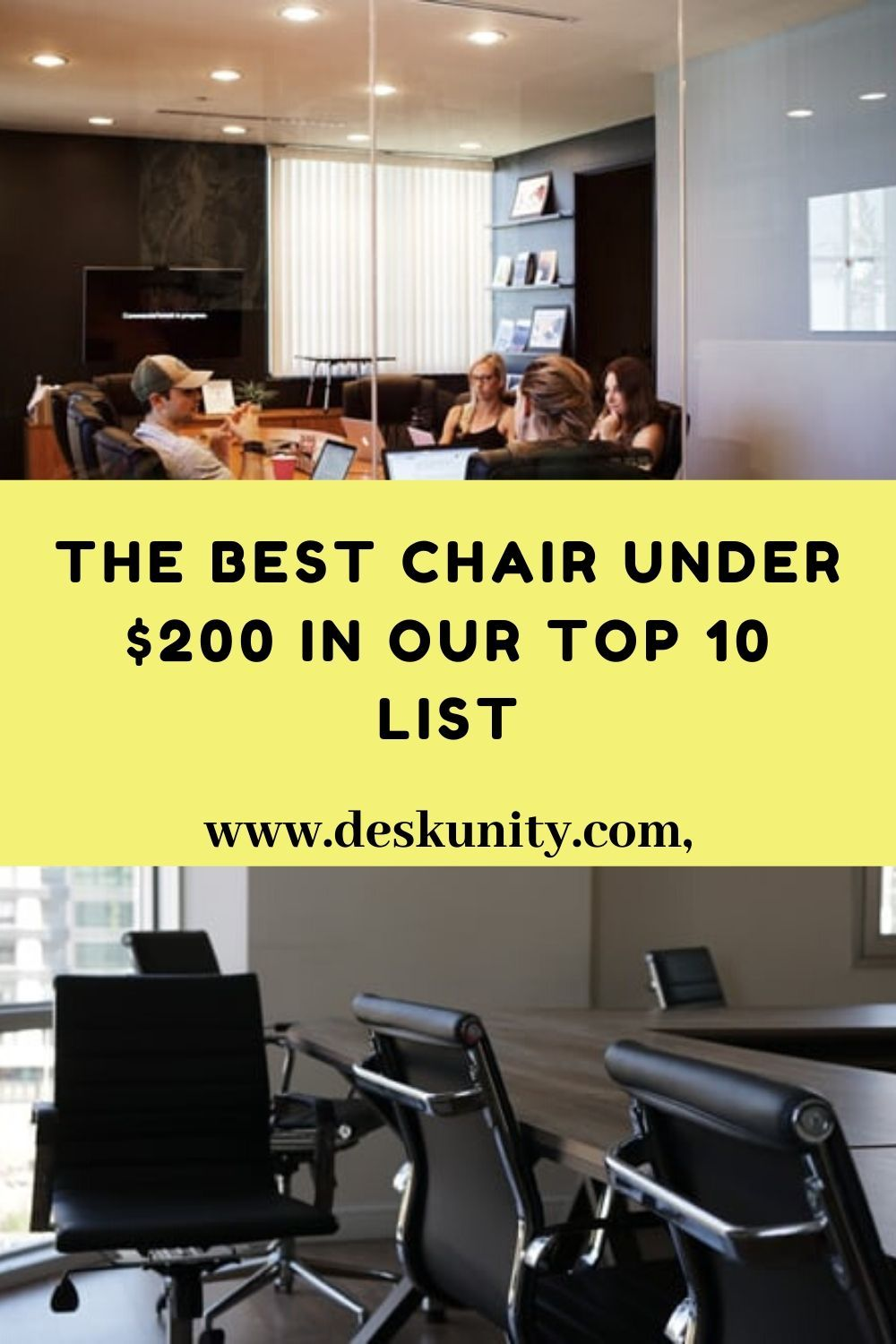The best chair under 200 in our top 10 list in 2020