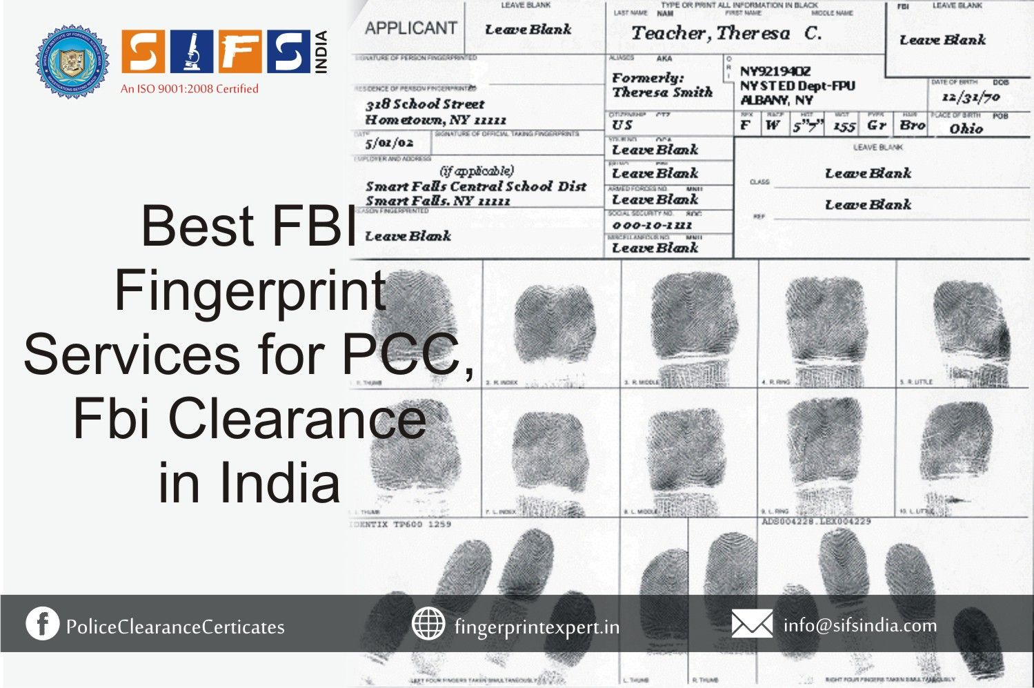 Get Police Clearance Certificate Pcc From Bahamas For Fbi Afp