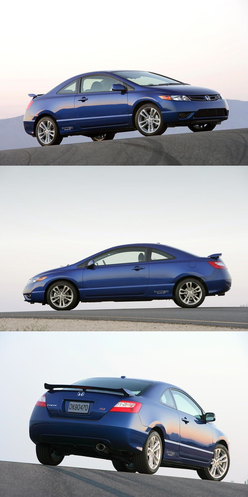A Used Honda Civic Si Is A Young Enthusiast's Dream Car
