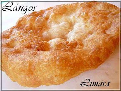 Limara péksége: Lángos | Ételreceptek, Pékség, Lime