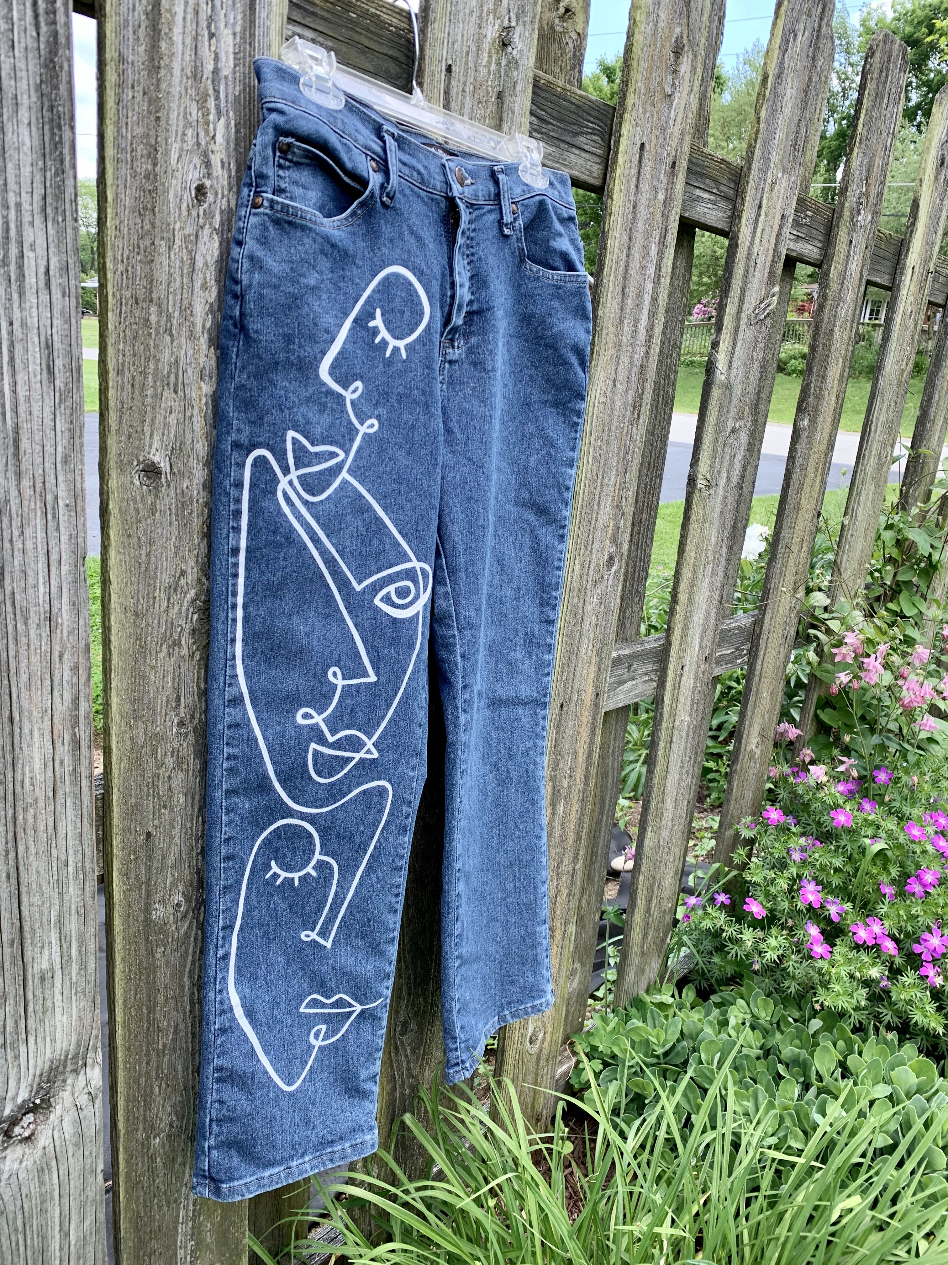 41++ Custom jeans for women ideas information