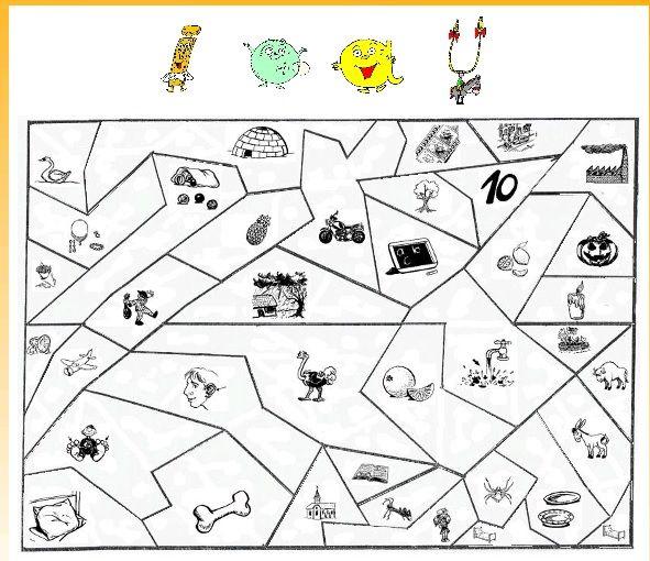 Coloriage Magique Avec Les Alphas Voyelles Ecole Coloriage
