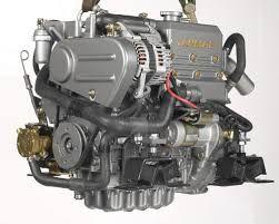Image result for Yanmar 4JH4E, 49 hk | Marine engines | Diesel