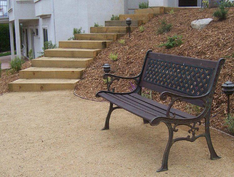Escalier de jardin à construire étape par étape : 50 ...