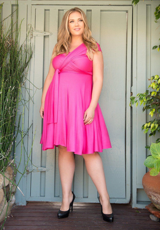 Eternity Convertible Dress in 2019 | Best Of SWAK Designs Plus Size ...