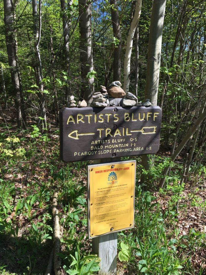 This Short Hike In New Hampshire Will Reward You With