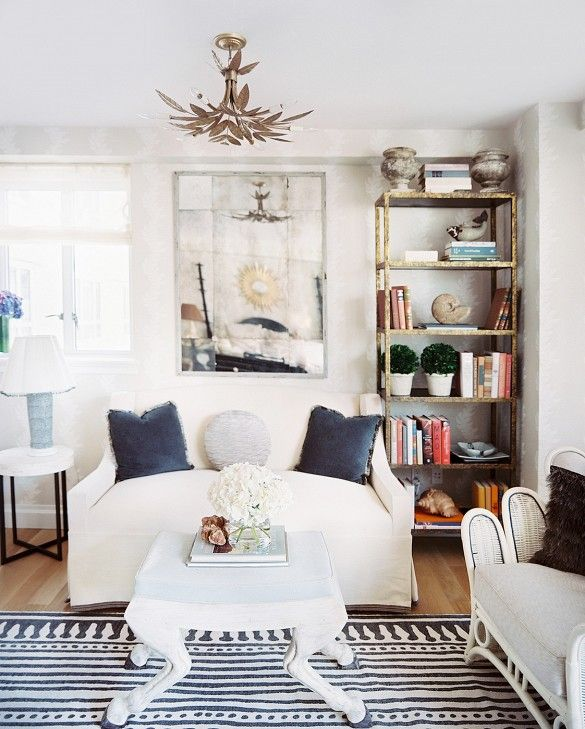 Interior Design Living Room Small Space Adorable Got A Moment 6 Smallspace Decorating Mistakes That Take Just Decorating Inspiration