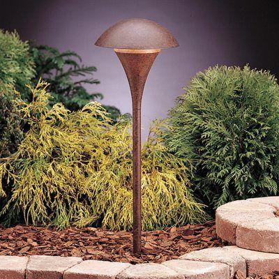 Kichler Lighting 15236 Eclipse Path Garden Pathway Light | Landscape ...