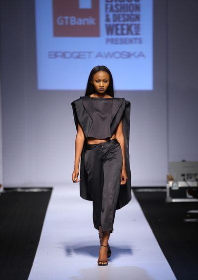 bf4402ed39bd Highlights from Lagos Fashion and Design Week Brand  Bridget Awosika ...
