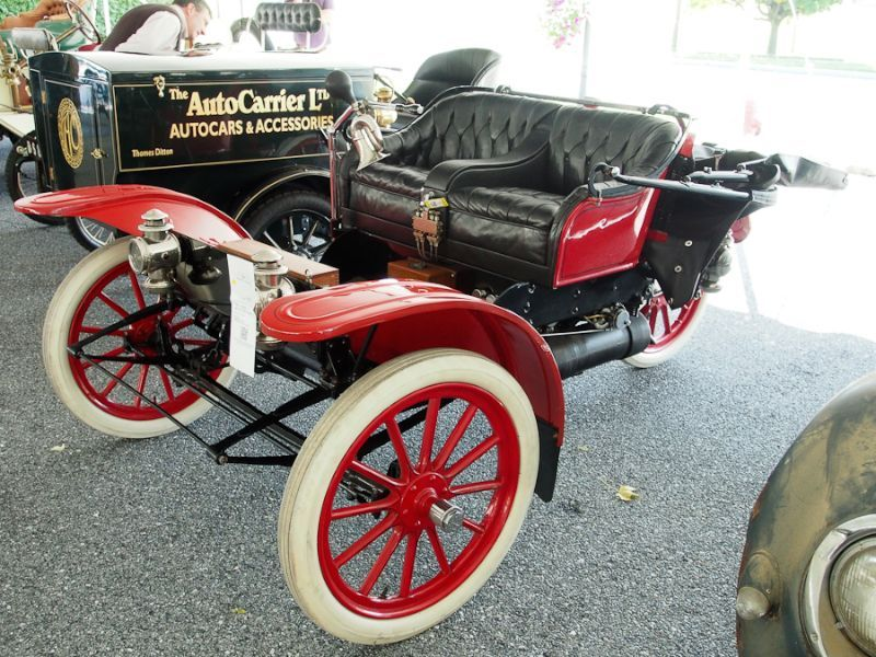 1911 Kelsey Model M Motorette | Cars 1911-1920 | Pinterest | Models ...