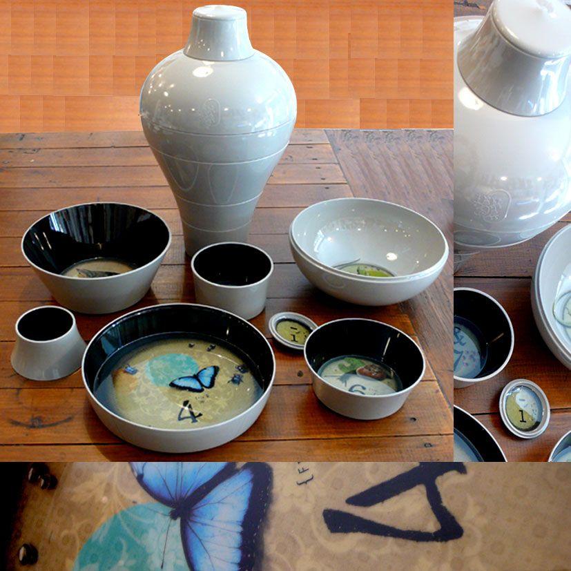 In store! Ming vase/melamine tableware by Ibride - | Tableware ...