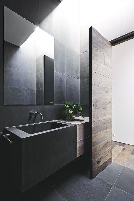 livingpursuit:   Malvern by Robson Rak Architects - The Black Workshop
