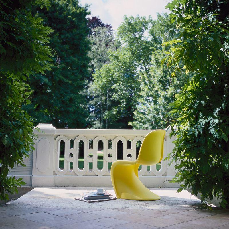 VITRA - sedia PANTON Chair Vitra di Verner Panton Vitra ...