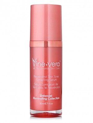 Resveratrol Vitamin C Serum Vine Vera Cleansing Dry Skin Resveratrol Serum