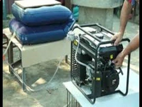 How To Make Biogas for liberty generator??