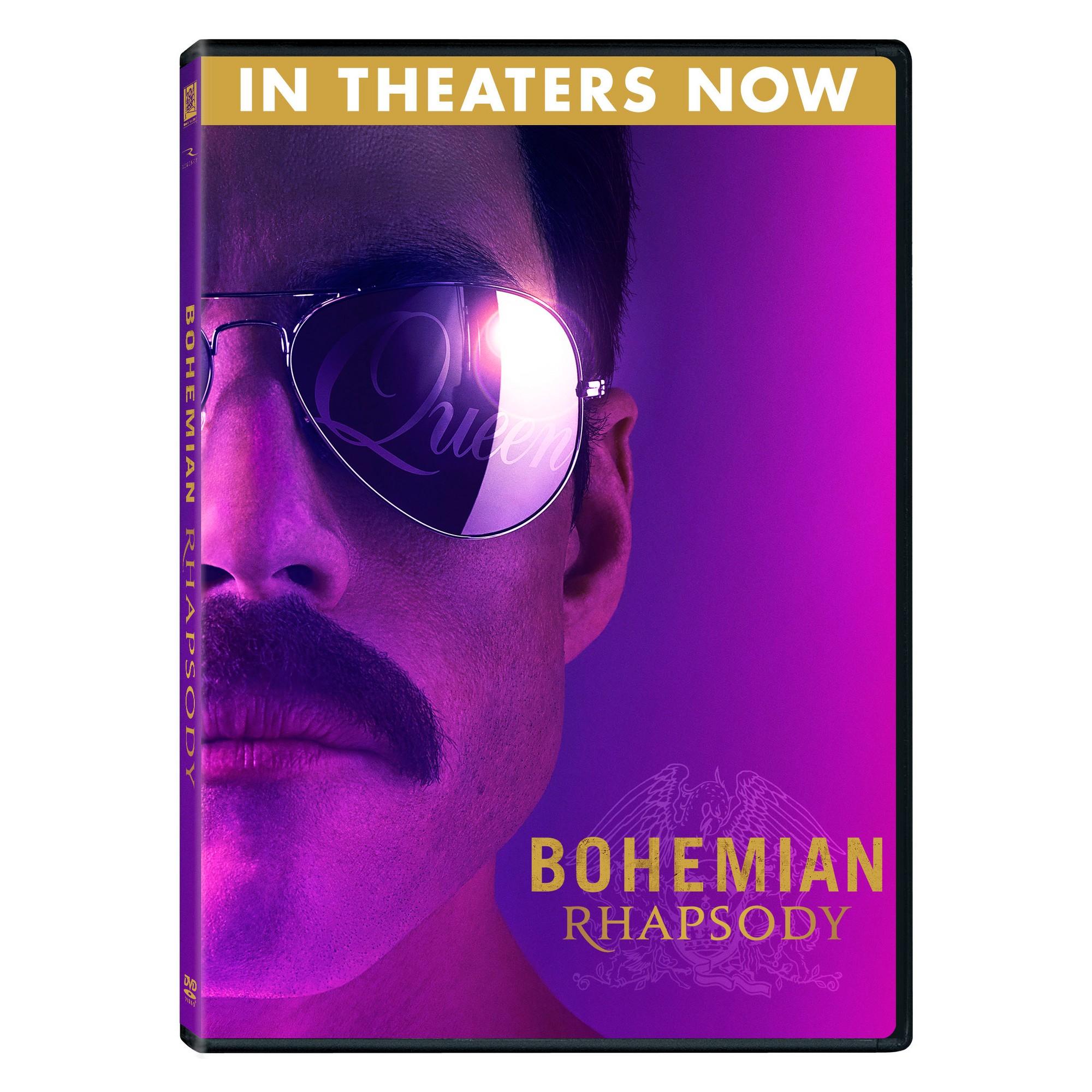 Bohemian Rhapsody Dvd Movies Products Pinterest Bohemian