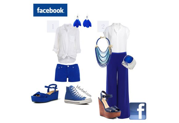 Dress like Facebook #funny #epic #cool #facebook