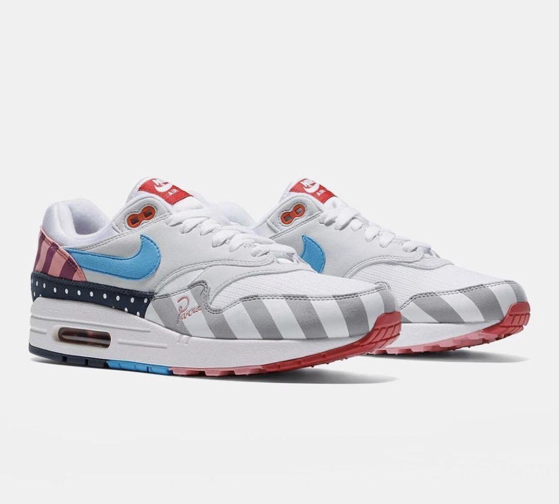 Nike Air Max 1 x Parra | Kicks (Sneakers) | Sneakers, Adidas