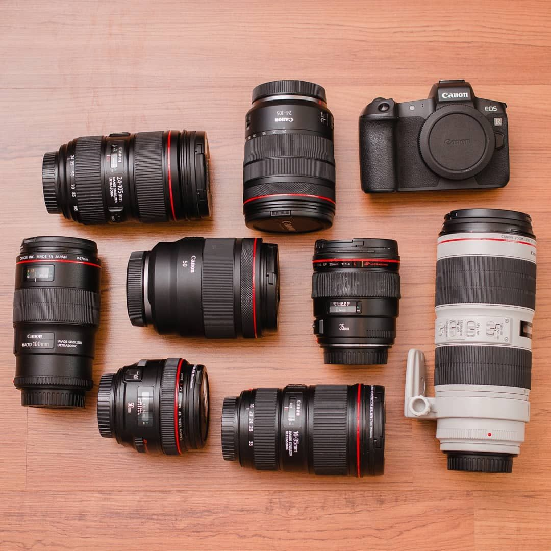 Sloppy Flatlays For The World Photography Day However On My Side Of The World It S Belated I Remember Start Canon Camera Camera Gear Camera Gear Accessories