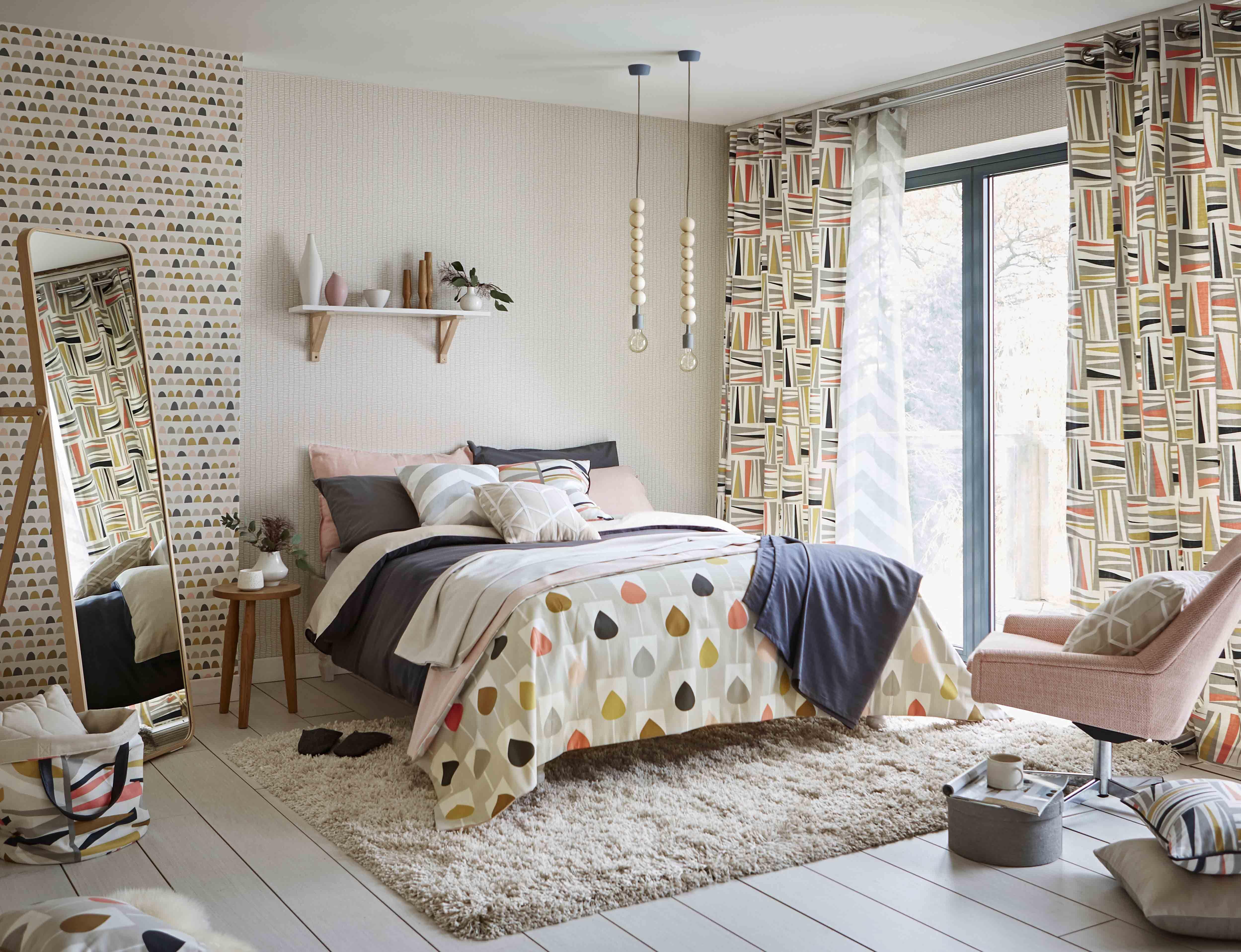Lohko Collection by Scion interiordesign scion fabric lohko