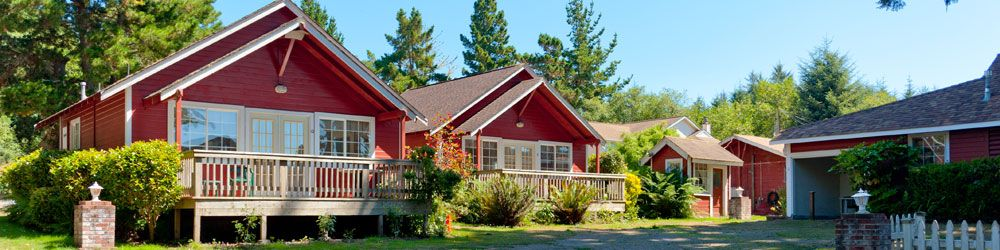 Cottages In Trinidad California Redwoods