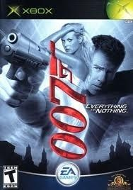 007 Everything Or Nothing Xbox Game Everything Nothing Games