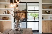 A steel door gives a nice, sleek accent to your house. Vo …..