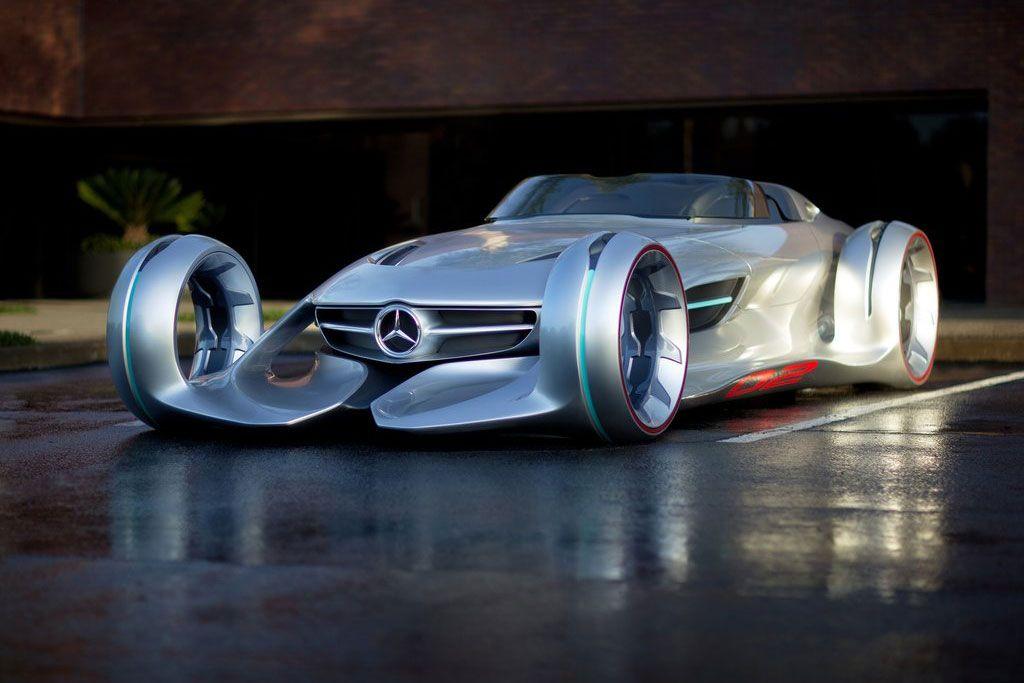 MercedesBenz Silver Arrow Concept Car Car Concept Designs - 1 million mercedes coolest armoured vehicle ever