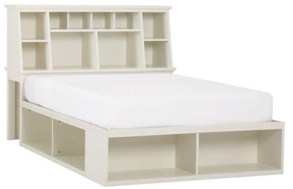 storage headboard on pinterest under bed drawers. Black Bedroom Furniture Sets. Home Design Ideas