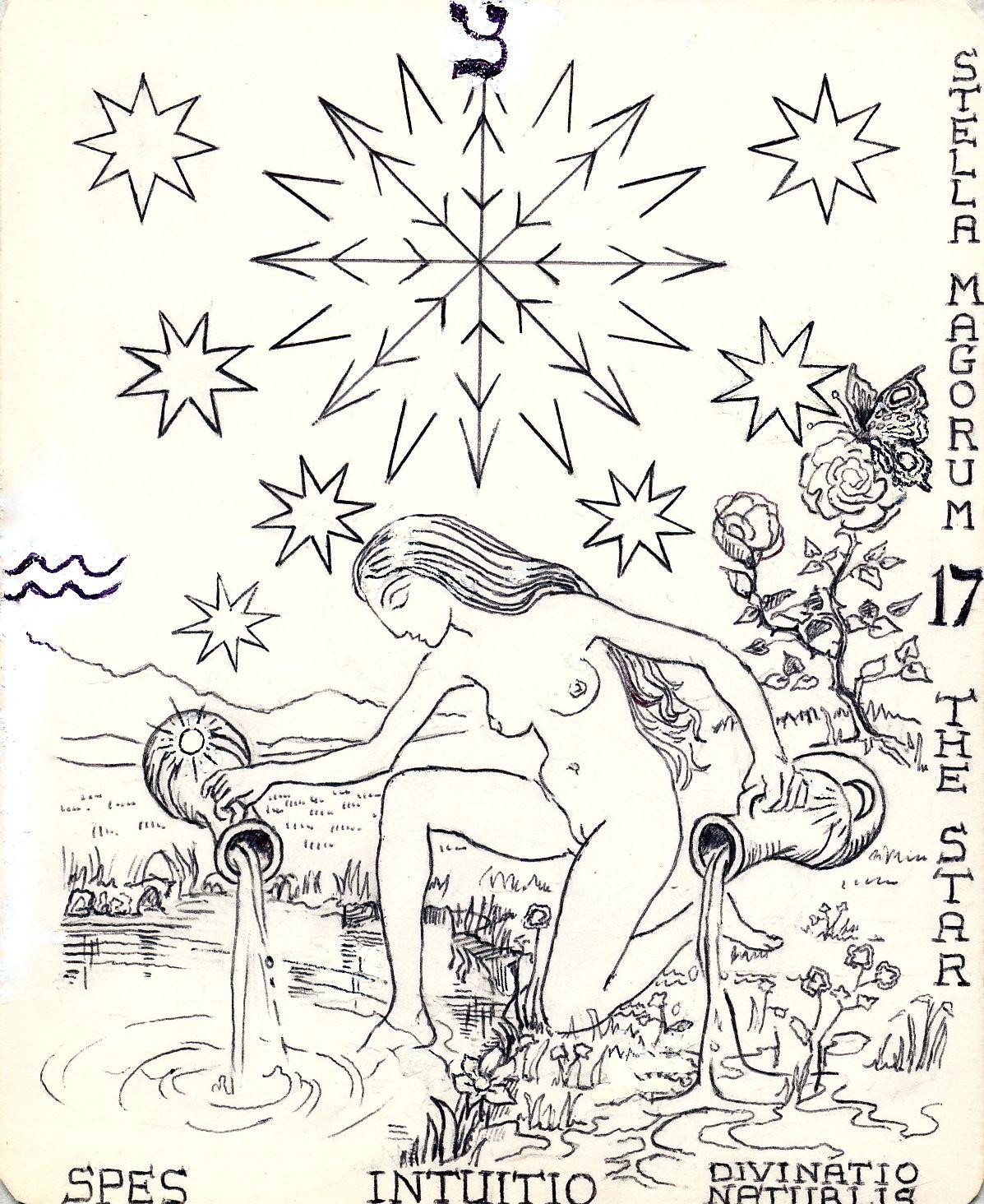 stella tarot star - Hledat Googlem