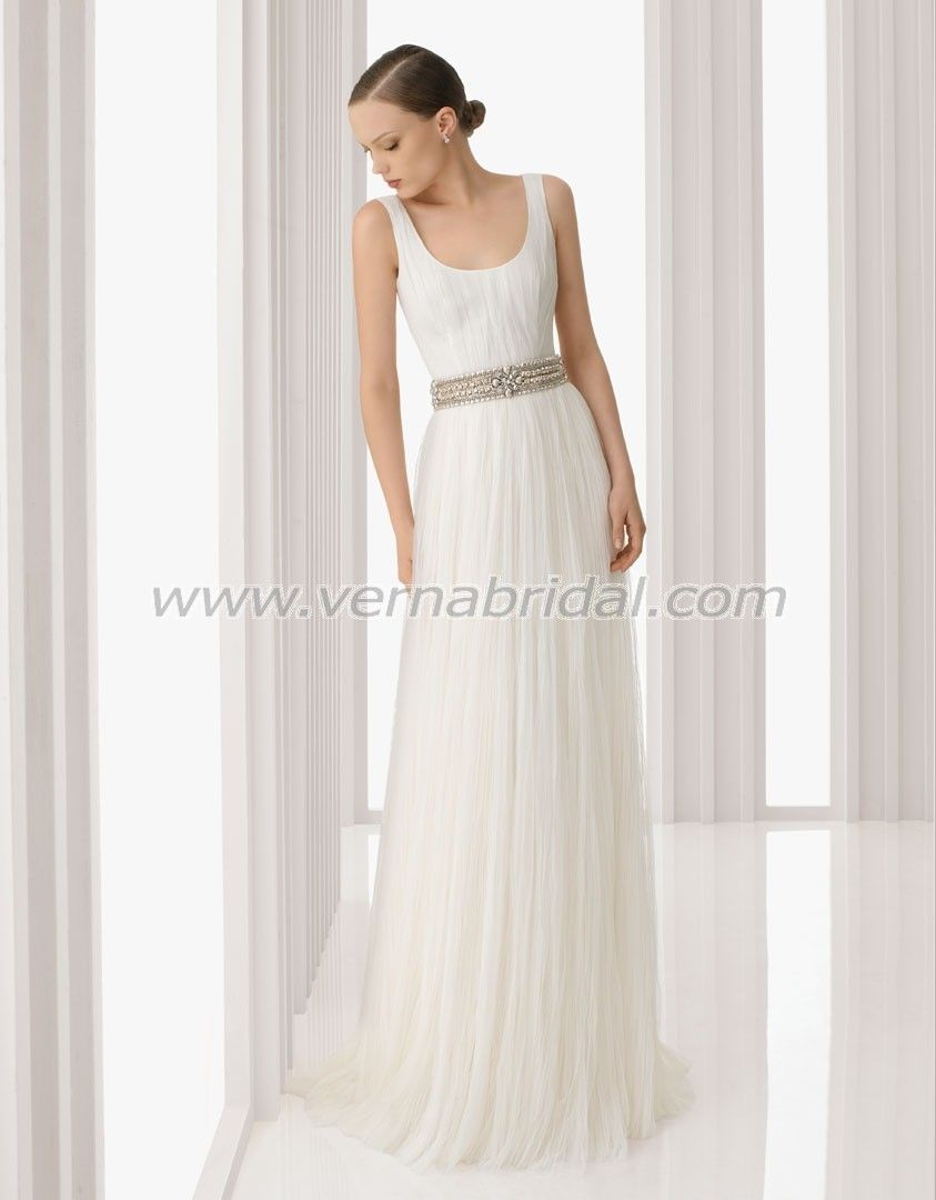 Sheath Wedding Dresses | Home > Wedding Dresses > SHEATH-COLUMN ...