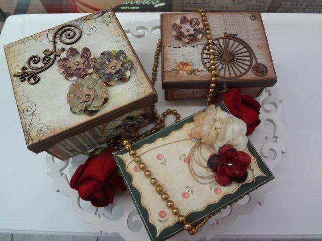 Artesanato Jornal E Cola ~ caixas vintage Artesanato Pinterest Decoupage, Scrap