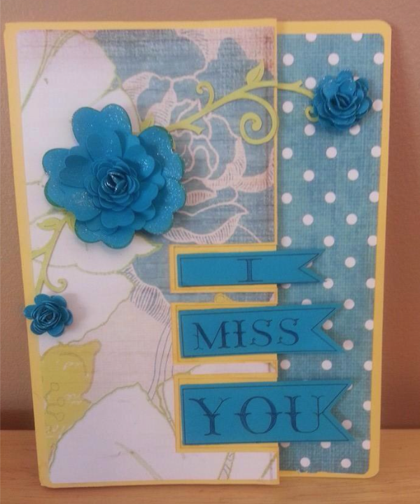 Melody Lane Designs: S-Fold Card with 3 Tabs