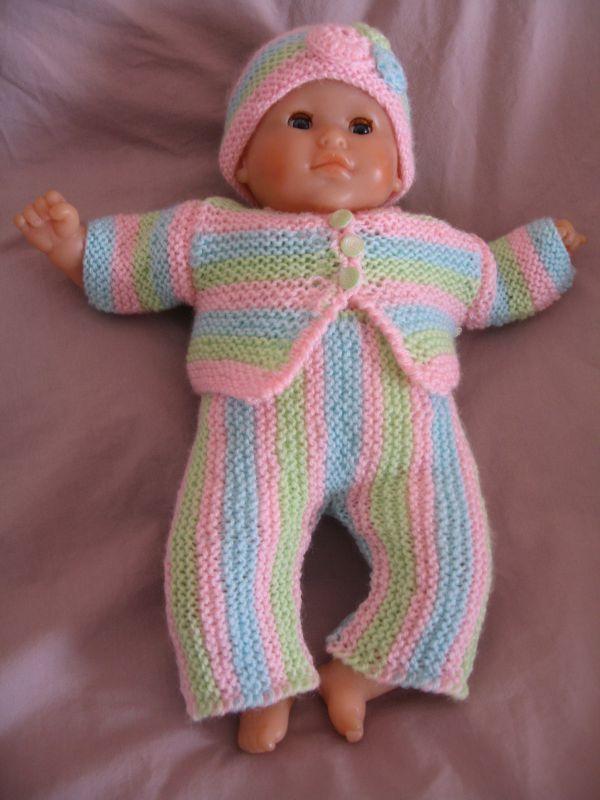 modele de tricot pour poupee corolle de 30cm   POUPON 30CM   Tous les  messages sur POUPON 30CM - LE PETIT MONDE DE . f7a82aa1dfa1