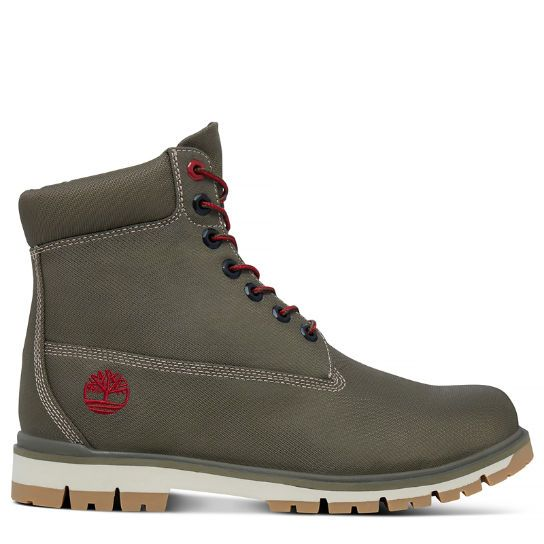 1abcf7cee64 Men s Radford Canvas Boot Brown