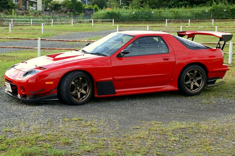 Pin by Miguel Leal on RX7 | Rx7, Mazda cars, Japan cars