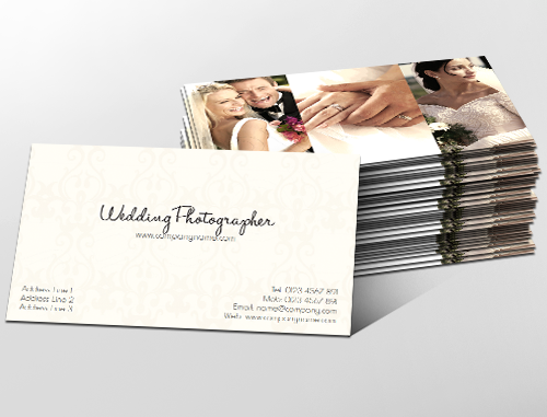 Traditional Business Card Design Ideal For Independent Photographers Customise A Range Of Business Ca Business Card Design Premium Business Cards Card Design