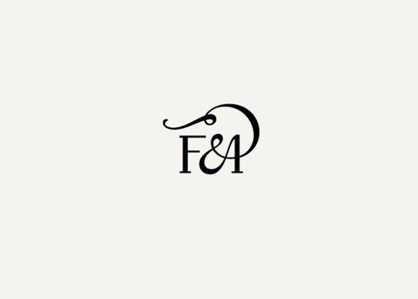 20 Beautiful Monogram Logos /