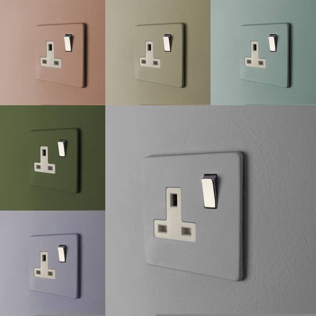 Light Dimmers | Switches & Sockets