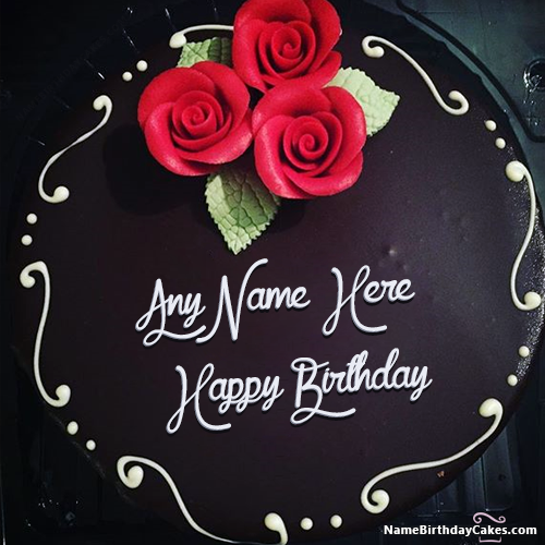 best chocolate birthday cake for friends with name cake pix on birthday cakes best image