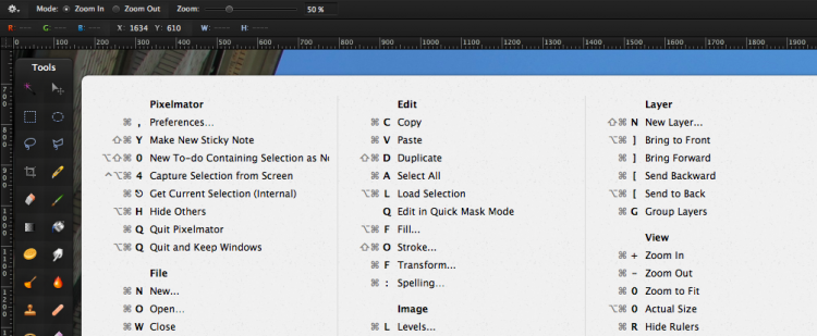 Learn keyboard shortcuts, work faster Apps for mac