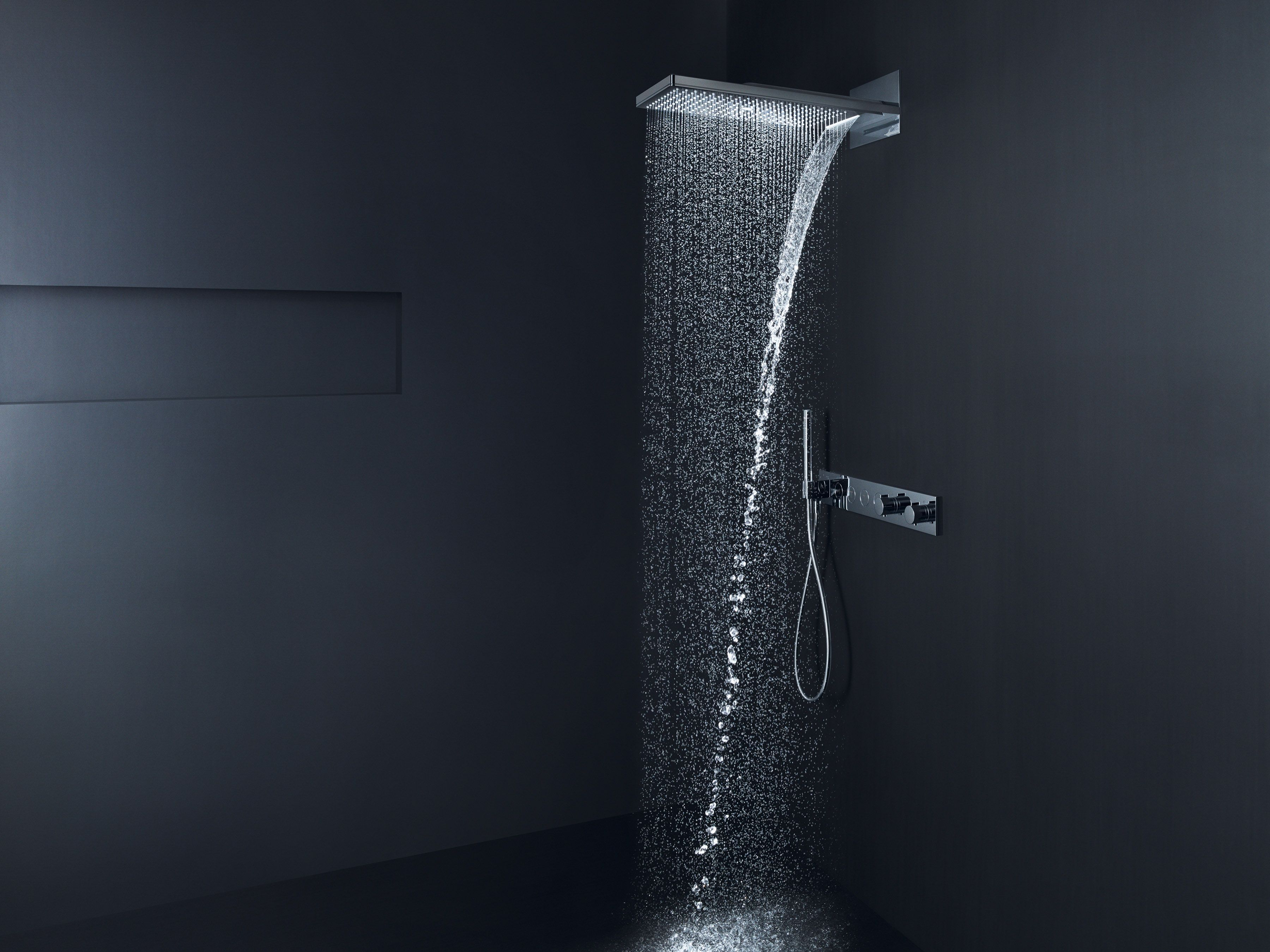 AXOR Showers. An absolute must in the shower. Check them out now ...