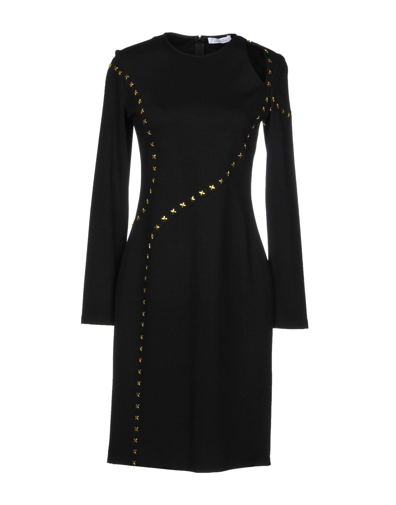 Versace short dress платье pinterest versace shorts