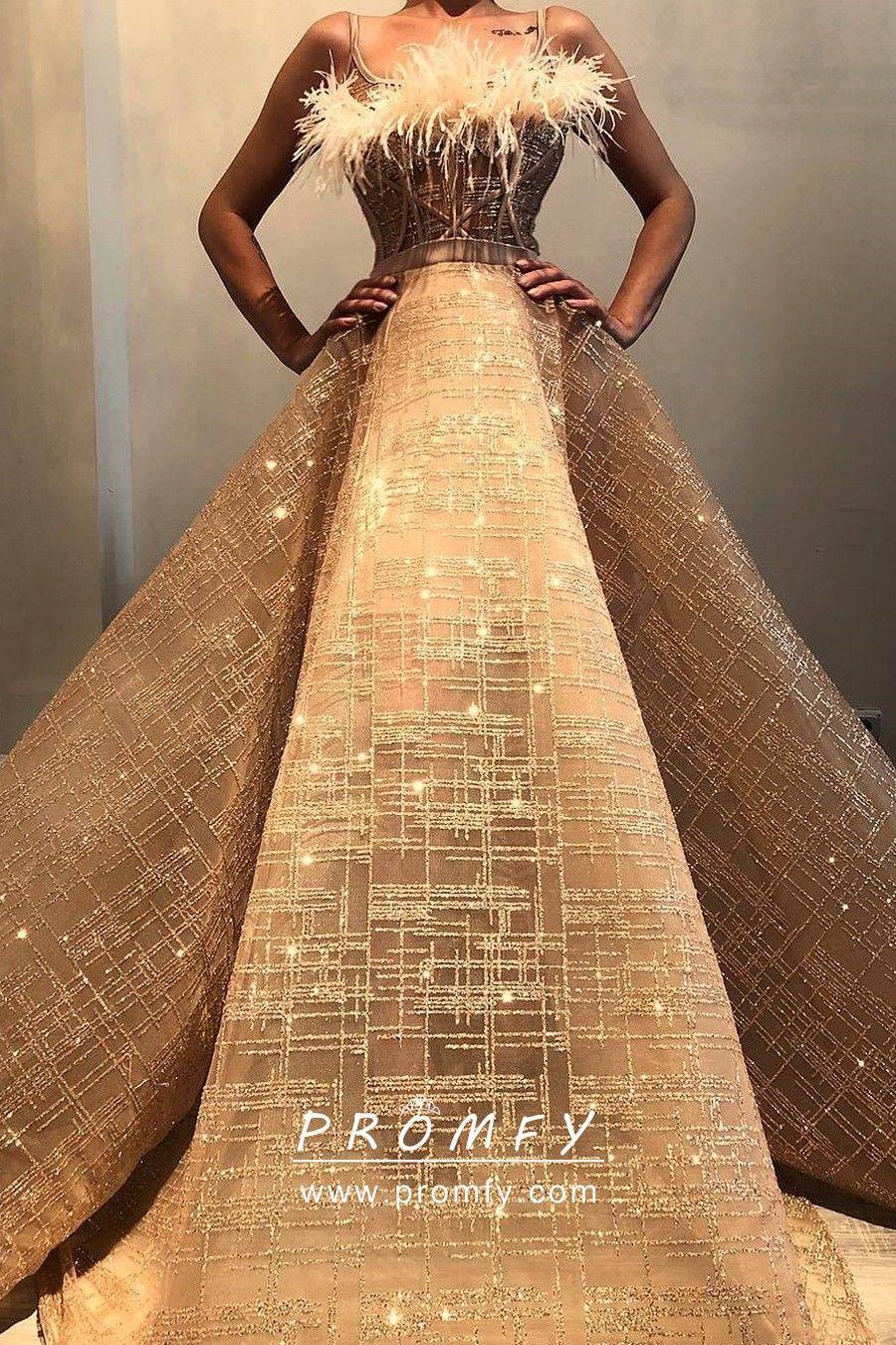 49++ Champagne corset prom dress inspirations