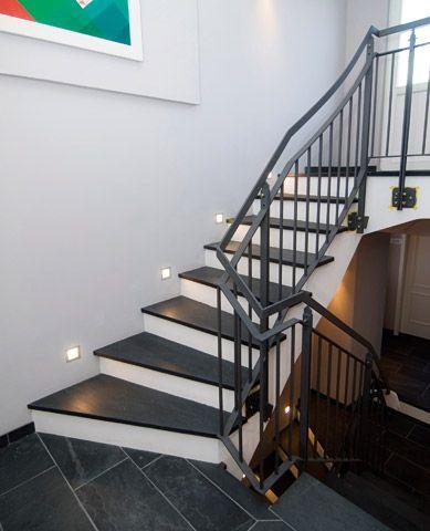 schiefer treppen bieten ihnen viele gestaltungsm glichkeiten und eine besondere ausstrahlung. Black Bedroom Furniture Sets. Home Design Ideas
