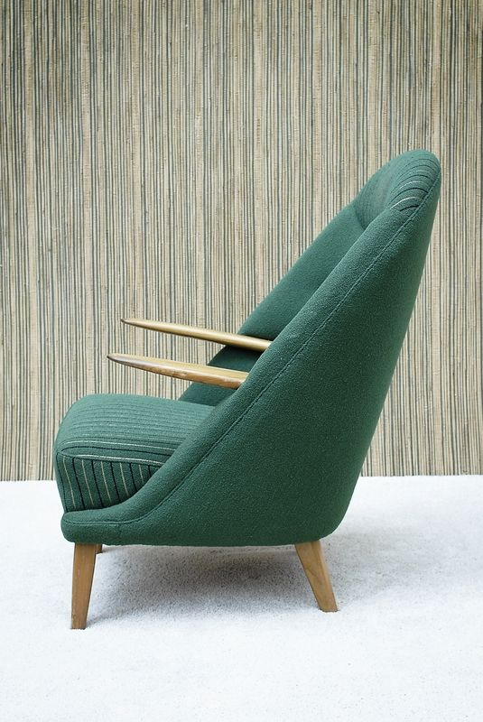 Lounge Chair by P. I. Langlo